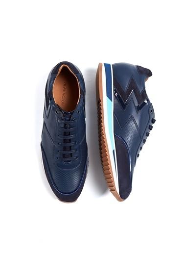 Hemington Spor Ayakkabı Lacivert